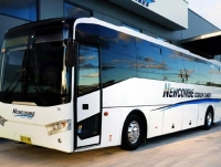 Newcombe Coach Lines Fleet 74