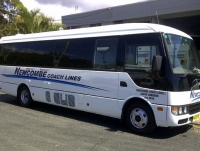 Newcombe Coach Lines Fleet 79