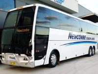 Newcombe Coach Lines Fleet 87