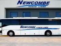 Newcombe Coach Lines Fleet 65