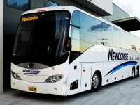 Newcombe Coach Lines Fleet 82