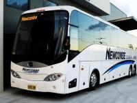 Newcombe Coach Lines Fleet 82