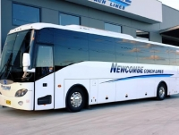 Newcombe Coach Lines Fleet 67